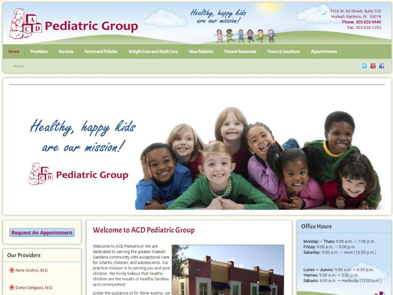 ACD Pediatric
