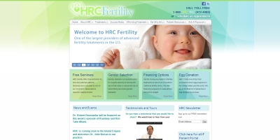 Huntington Reproductive Center - Beverly Hills Infertility