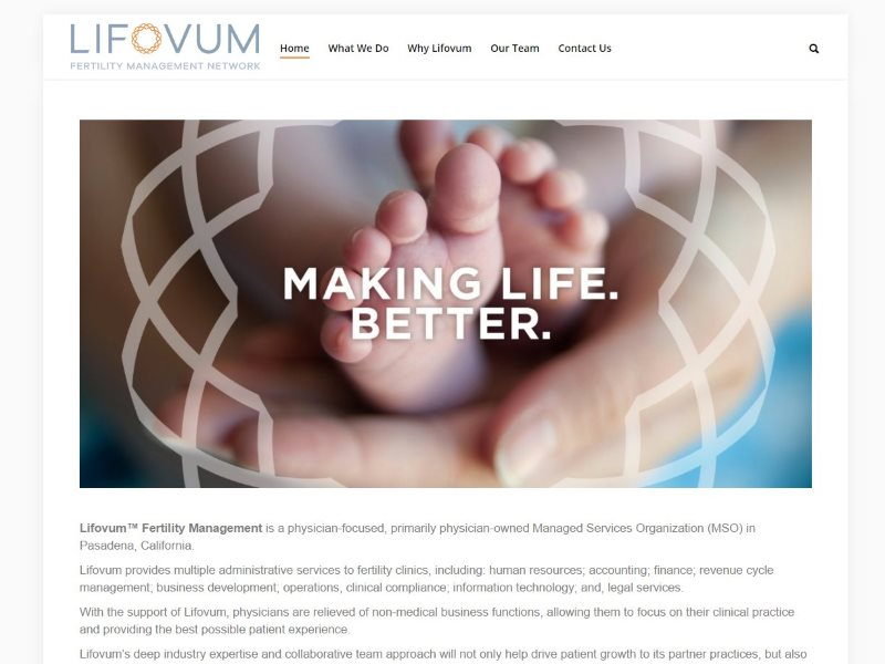 Lifovum™ Fertility Management